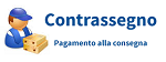 Contrassegno ( POSTA RACCOMANDATA- €6,00 +PAGAMENTO POSTALE-€ 4,0)  TOTALE- €10,00